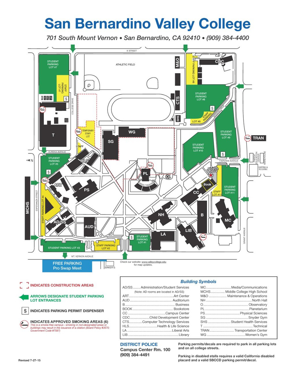 Mchs Campus Map.Iewatercouncilmaps